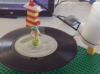 Lego WeDo Record Player with Scratch